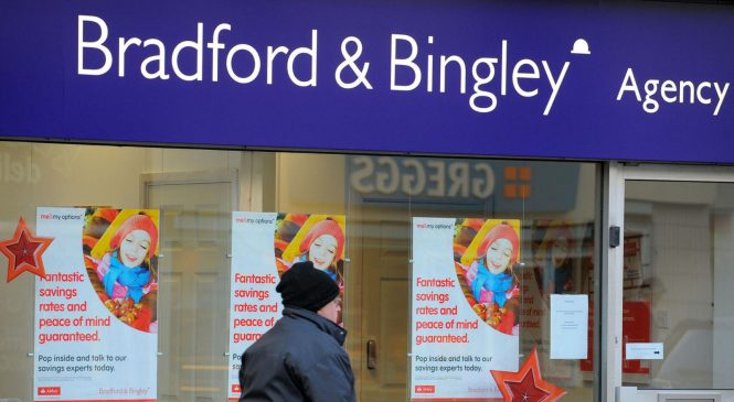 Ministers eye £6bn Bradford & Bingley sale