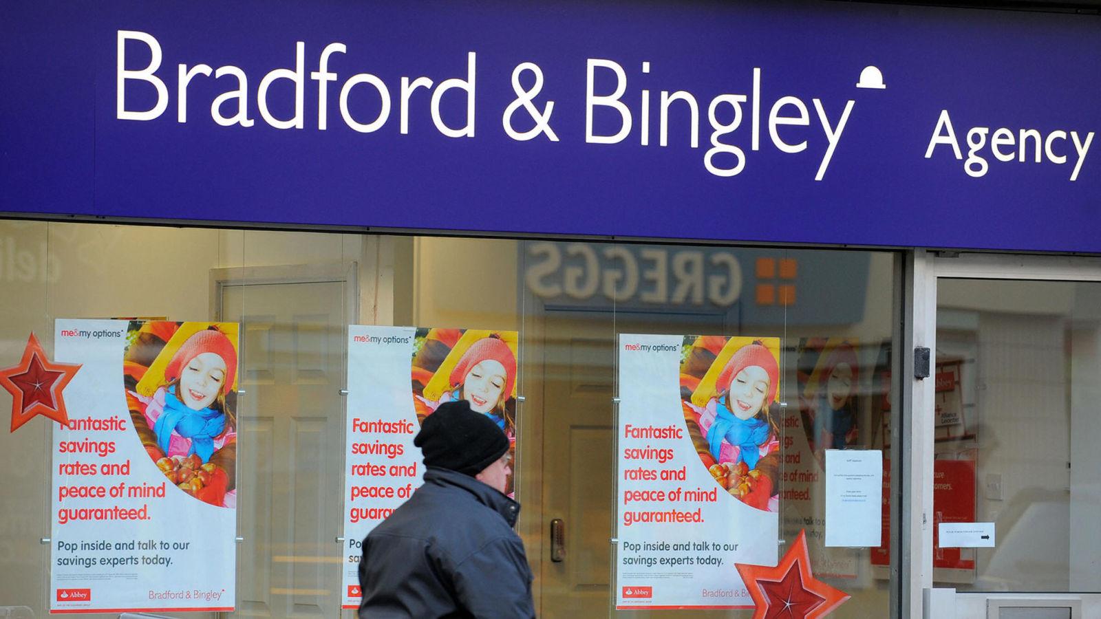 Ministers eye £6bn Bradford & Bingley sale