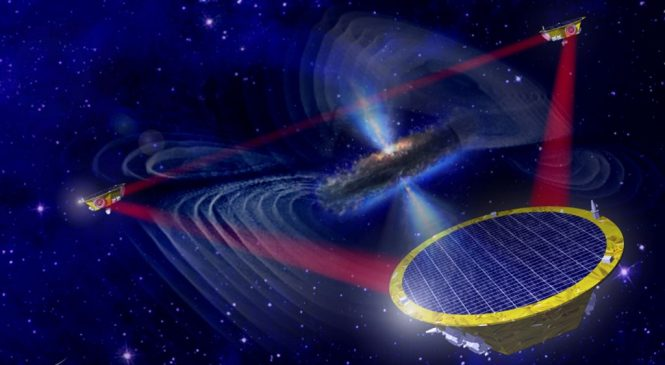 Europe selects grand gravity mission