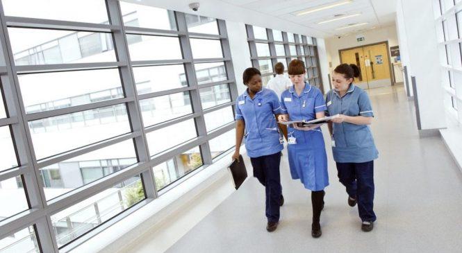 EU nurse applicants drop by 96% since Brexit vote