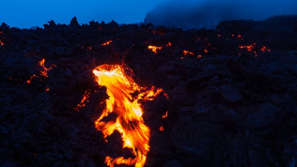 Volcanoes 'triggered dawn of dinosaurs'
