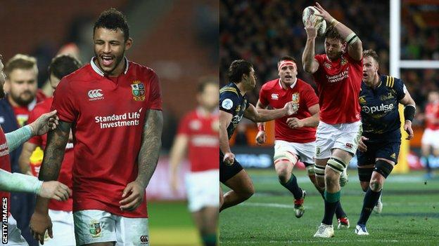 Lions let 14-point lead slip in Hurricanes draw