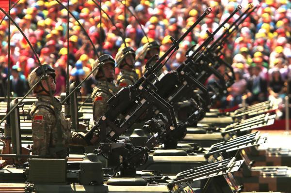 China deploys new tank in Tibet, near India border