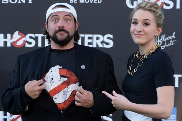 Kevin Smith starts shooting 'Killroy Was Here' in Florida