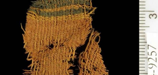 Scientists find 3,000-year-old cloth, earliest evidence of chemical dyeing