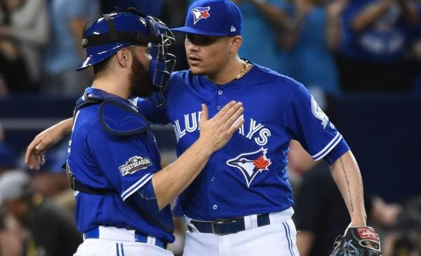 Toronto Blue Jays closer Roberto Osuna dealing with anxiety