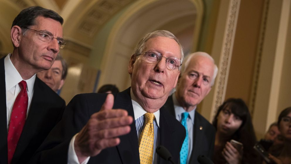 GOP weighs options as health bill faces hurdle on abortion