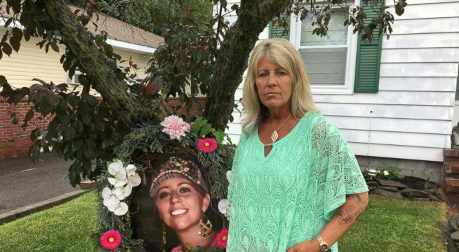 Mom's grief spurs NY bill targeting opioid dealers in deaths