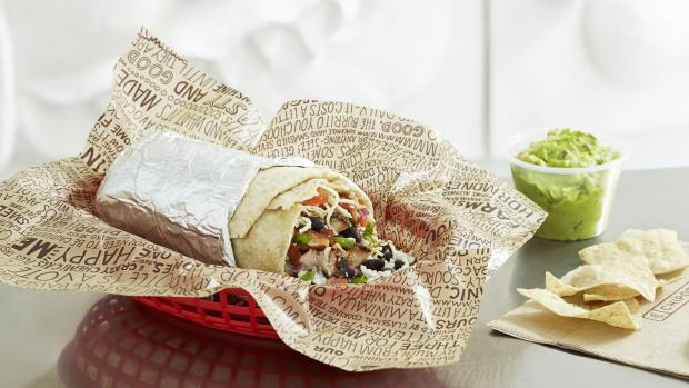 Eat to your own beat with Chipotle