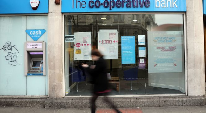Co-op Bank close to £700m rescue deal