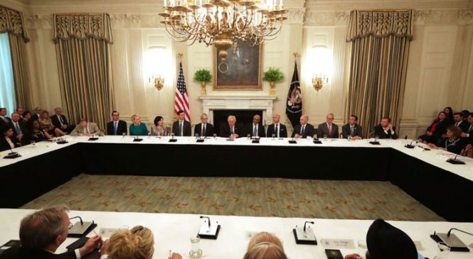 Trump: Govt must catch up with tech revolution