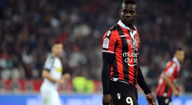 Former Liverpool striker Mario Balotelli signs new deal with Nice