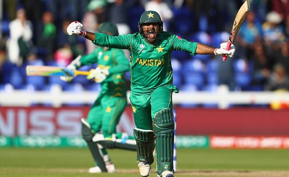 Pakistan to face England in Champions Trophy semi-final following win over Sri Lanka