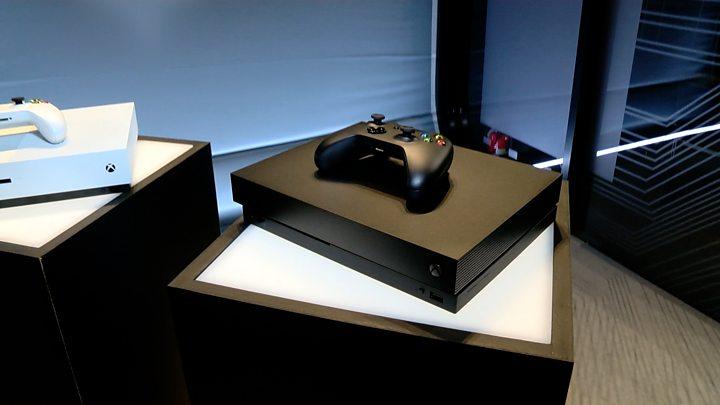 E3 2017: Microsoft unveils Xbox One X