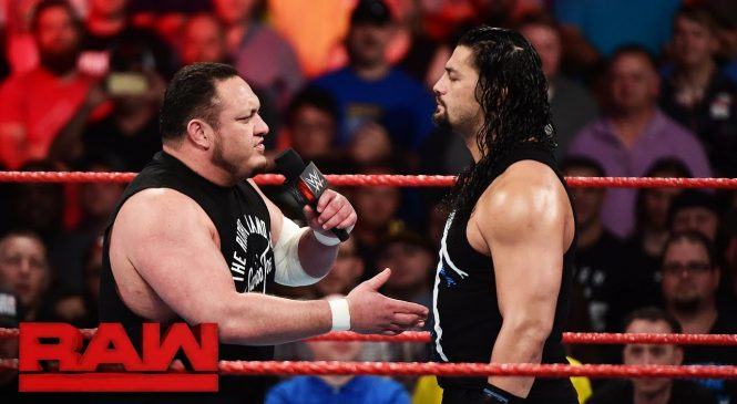 Raw results 19/6 – Roman declares SummerSlam title intentions