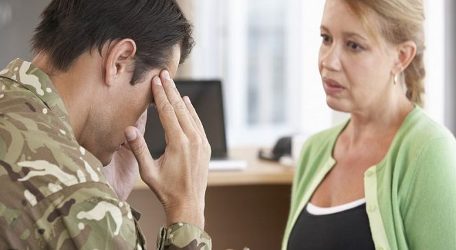 Veterans with traumatic brain injuries at risk for severe headaches years later