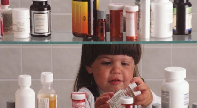U.S. kids overdosing on dietary supplements