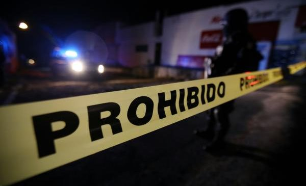 19 killed in shootout between Mexican police, rival gangs