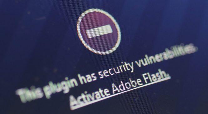 Adobe announces the death of Flash