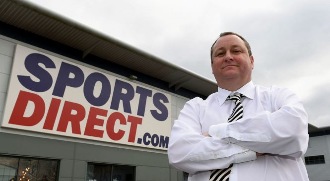 Own goal? Sports Direct annual profits dive 59%