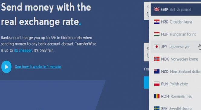 TransferWise eyes £1bn value as float looms