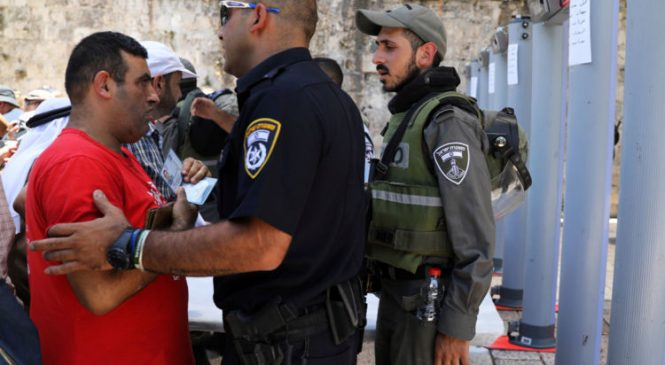 Israel reopens holy site after police killings