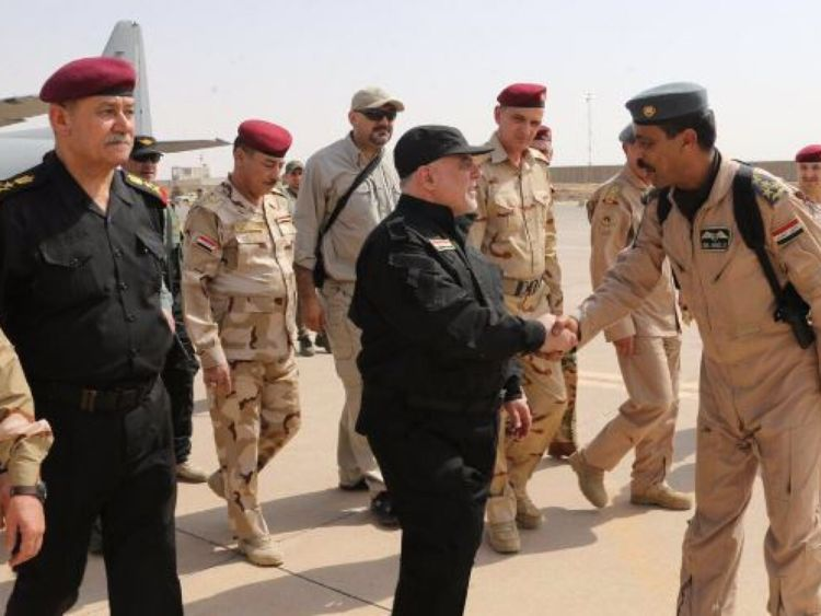 Iraq's PM declares victory over IS in Mosul