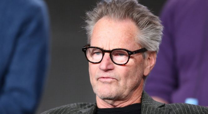 Playwright and actor Sam Shepard dies