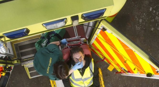 Fewer ambulance 999 calls to be classed as 'life-threatening'