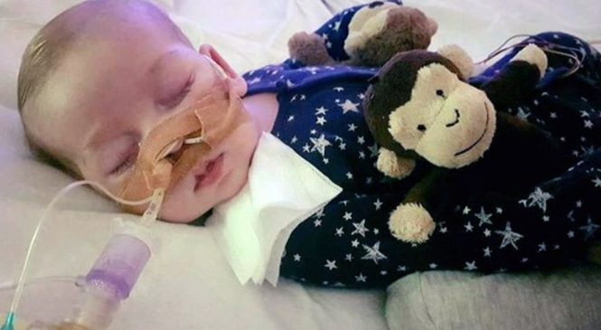 Charlie Gard parents given more time to say goodbye to terminally ill son