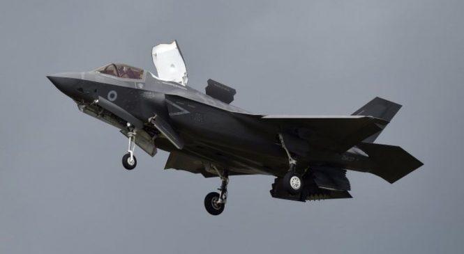 Lockheed Martin profits jump on higher F-35 jet sales