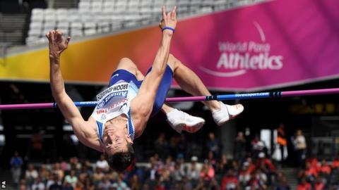 GB's Broom-Edwards wins high jump silver at World Para-athletics Championships