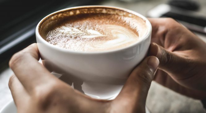 'Coffee Naps' Just Might Change Your Life. Here's Why