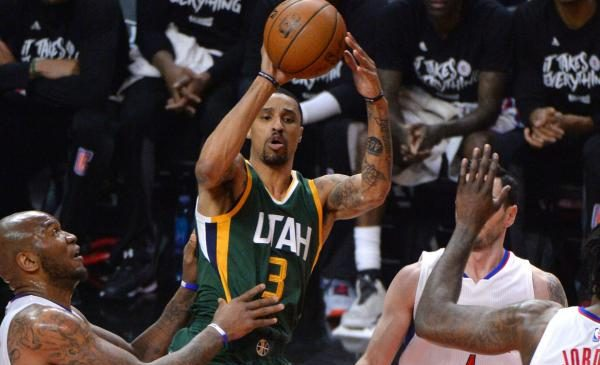 Los Angeles Lakers meeting with free agent guard George Hill