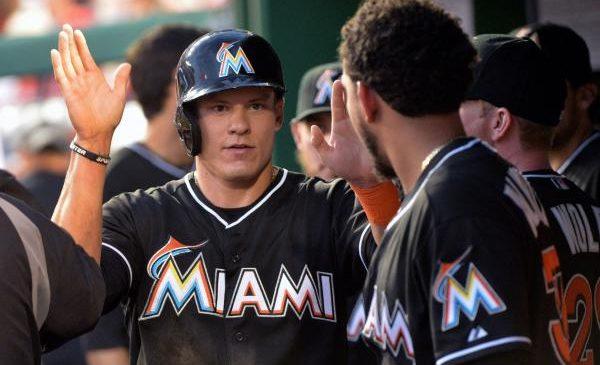 MLB: Derek Dietrich's 3 RBIs lead Miami Marlins over Cincinnati Reds