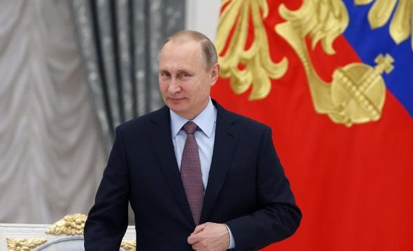 Putin hints he may be Russian president for life