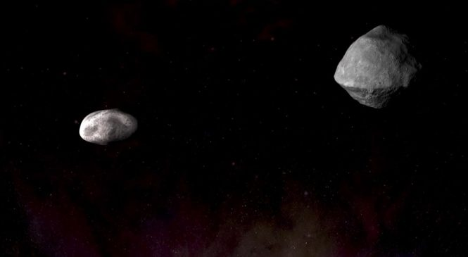 NASA to shoot asteroid into new flight path