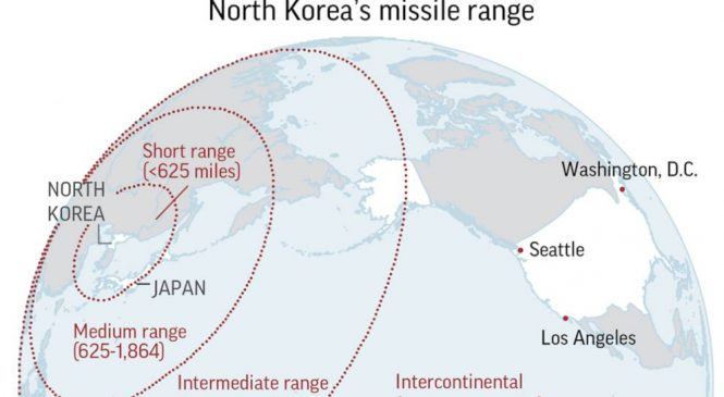 North Korean missile advances put new stress on US defenses
