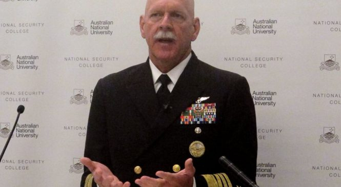 US admiral stands ready to obey a Trump nuclear strike order