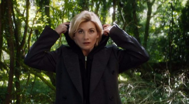 Jodie Whittaker: Doctor Who's 13th Time Lord to be a woman