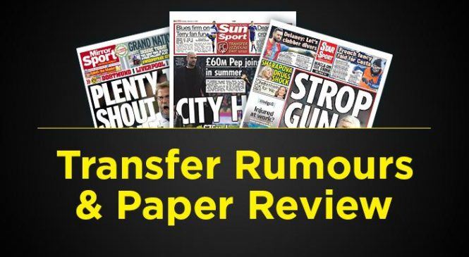 Transfer rumours and paper review – Sunday, 16 July: Sanchez discusses future, plus Chelsea move for Higuain