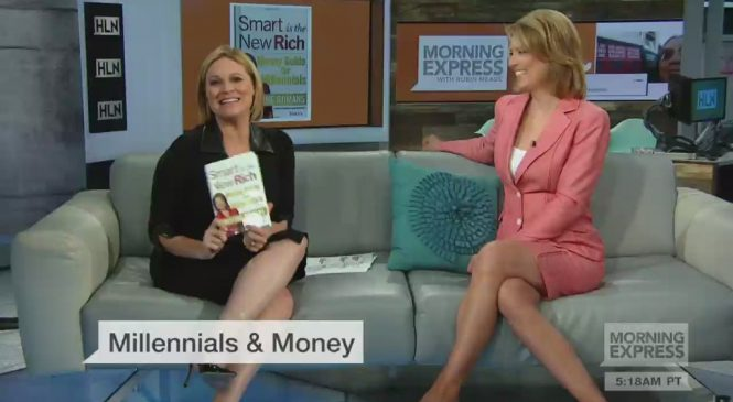 Financial anxiety is bringing Millennials down