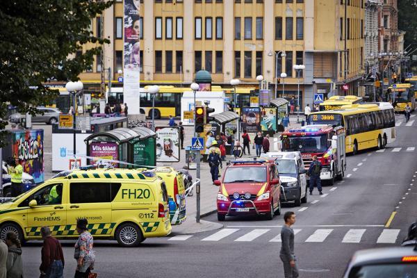 3 dead in stabbing attacks in Finland, Germany