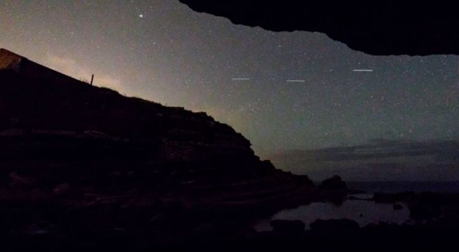 Massive Perseid meteor shower thrills stargazers