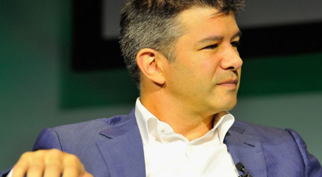 Uber hires new chief executive from internet giant