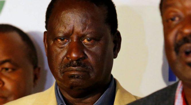 Kenyatta wins second term and calls for unity