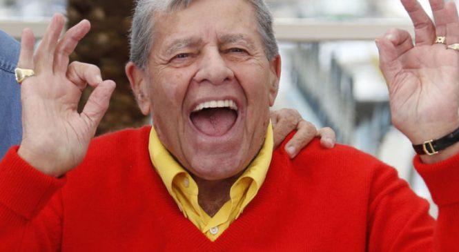 US comedian Jerry Lewis dies in Vegas aged 91
