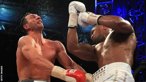 Wladimir Klitschko retires and will not fight Anthony Joshua in rematch