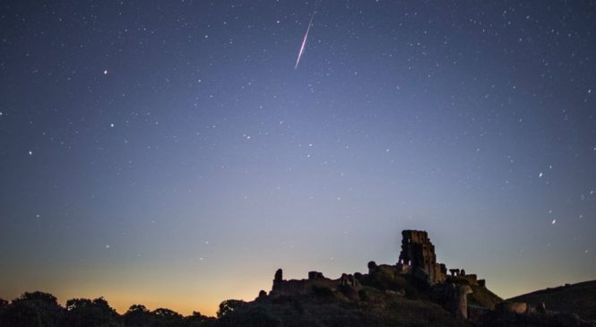 Perseid meteor shower set to peak at weekend