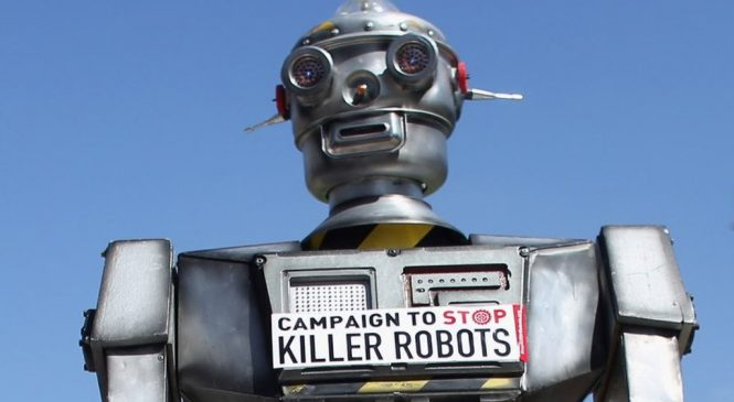 Killer robots: Experts warn of 'third revolution in warfare'